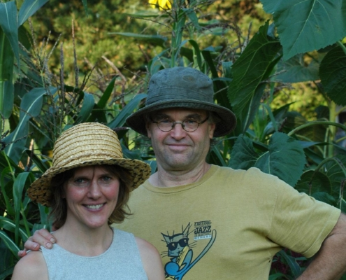 Yves Gagnon et Diane Mackay
